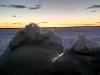 higgins lake ice